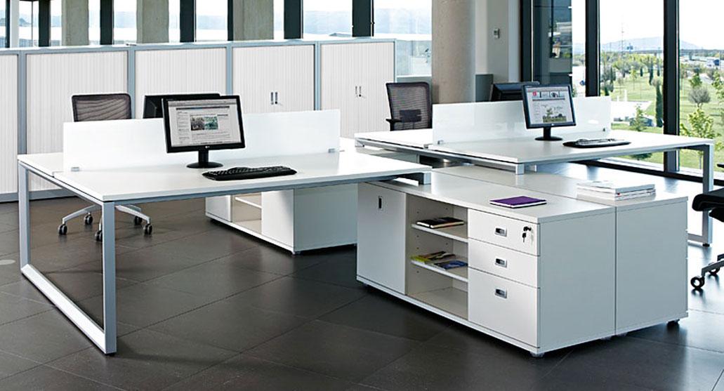 Organitec mobiliario europeo de oficina for Lista de mobiliario para oficina