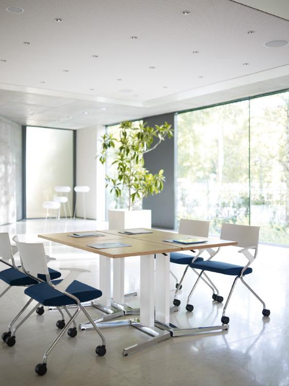 Organitec mobiliario europeo de oficina for Mobiliario de oficina concepto